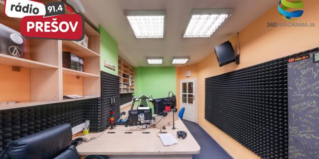 rádio Prešov